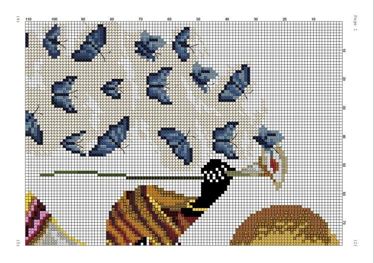 Gallery.ru / Фото #3 - Africanka a motyle - zuzas