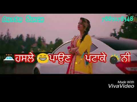 Diamond Gurnam Bhullar | whatsapp status video | Punjabi whatsapp status |  Latest Punjabi song 2018