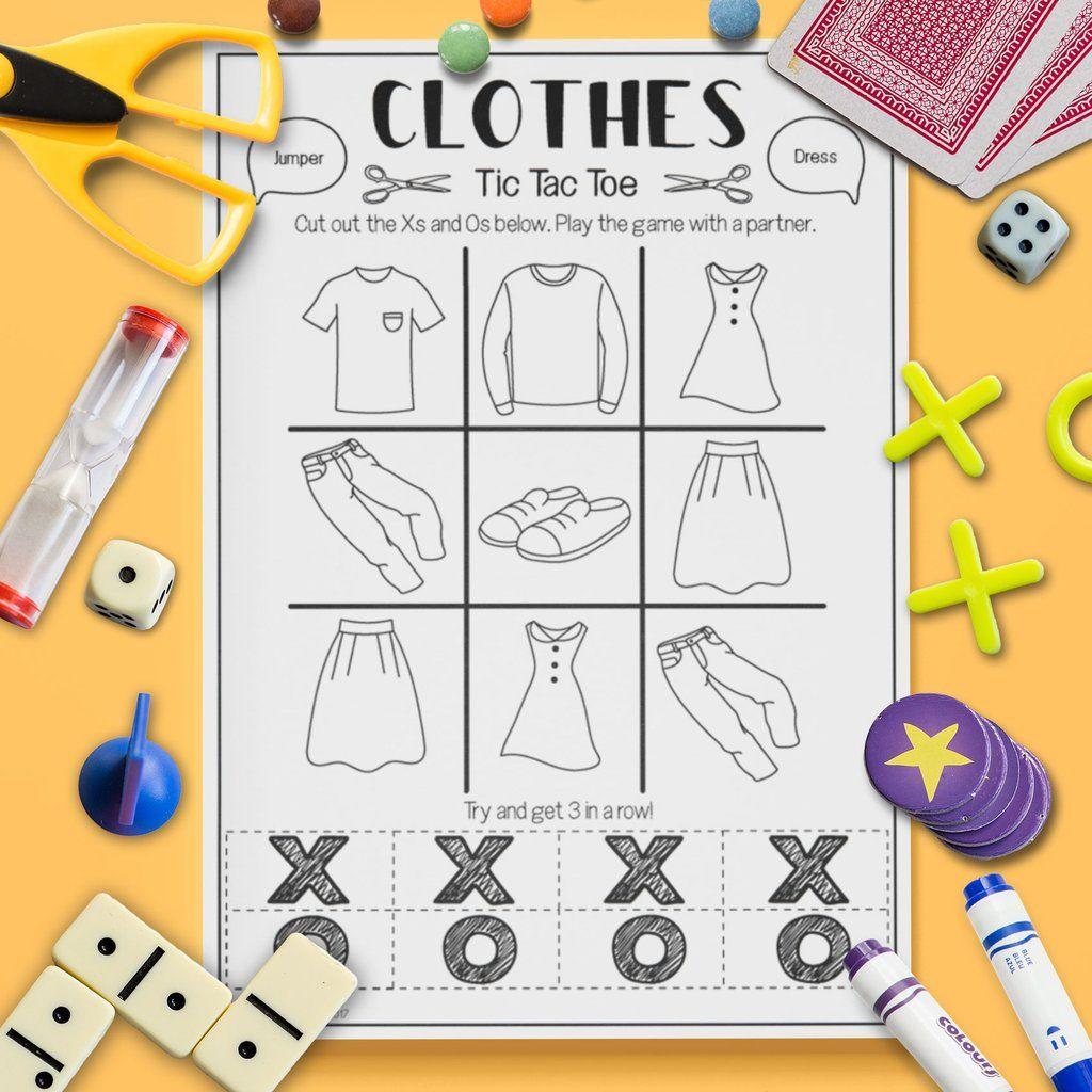 Pin En Esl Clothes