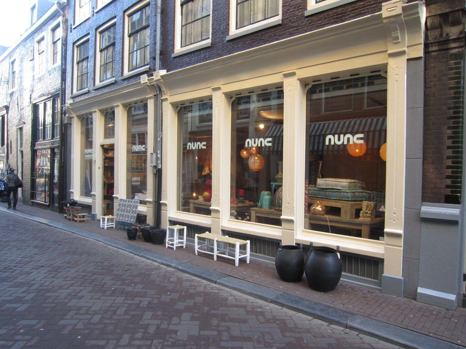 Crazy-cool interior shop \'Nunc Interior\' in the center of #Amsterdam ...