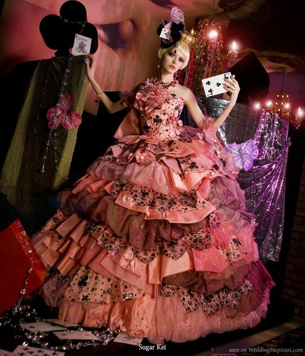 Sugar Kei Sweet Princess Wedding Dresses | Sugar Kei Wedding Dresses ...