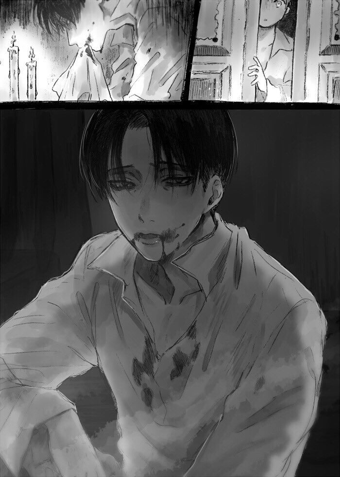 Levi vampire x Eren part 1 | Attack on Titan | Attack on