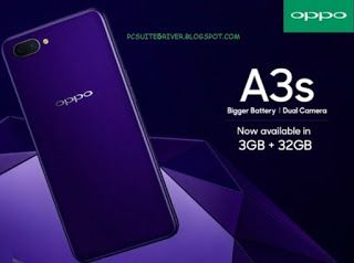 Oppo A3s Flashing