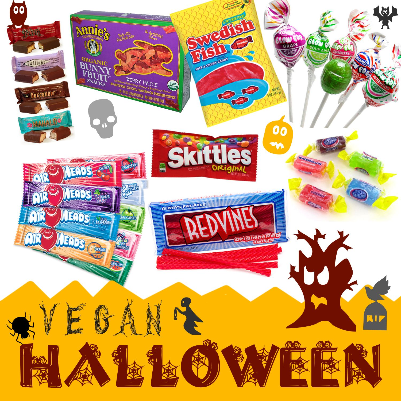 #Vegan #Halloween Candy Guide: Http://www.vegan.com