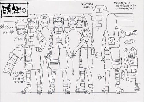 Reference Sheets Naruto And Bleach Naruto Sketch Naruto Art Anime Character Design