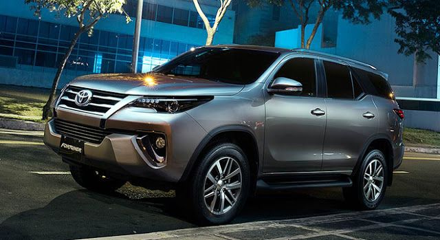 Autoways: Toyota Fortuner 2017
