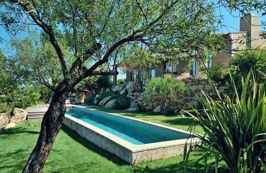 Piscine Avec Images Jardin Mediterraneen Photo Jardin Beaux