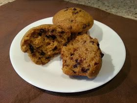 Cook This Again, Mom!: Pumpkin Chocolate Chip Muffins