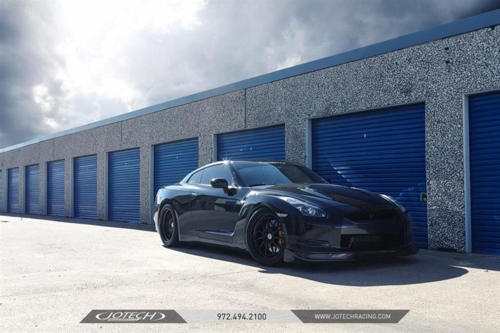 """Vu's Stage 3 """"Ninja"""" Nissan GT-R by Jotech Motorsports in Garland TX . Click to view more photos and mod info."""