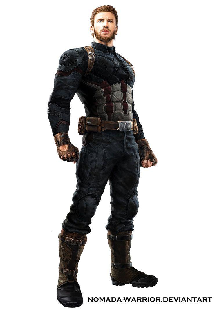 Nomada Steve Rogers By Nomada Warrior Captain America Avengers Infinity War Marvel Captain America