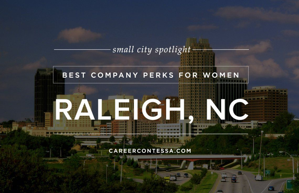 Best companies for women raleigh north caroline