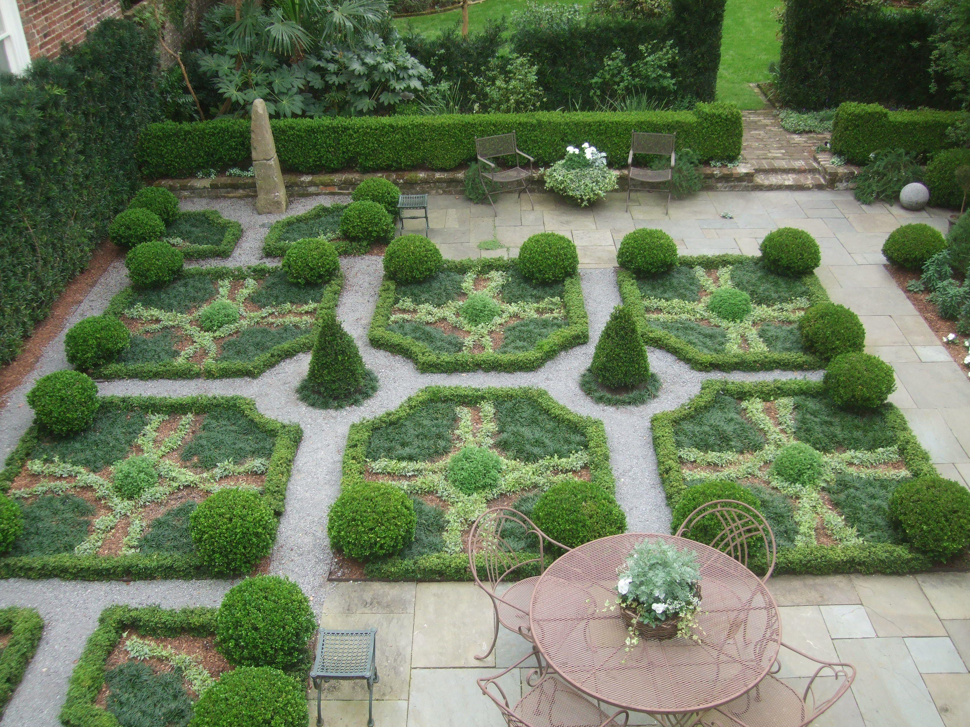 Charleston Horticultural Society   Gardens Of Delight   A Garden Study