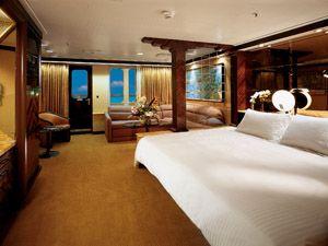Cruise Ship Carnival Magic Suites