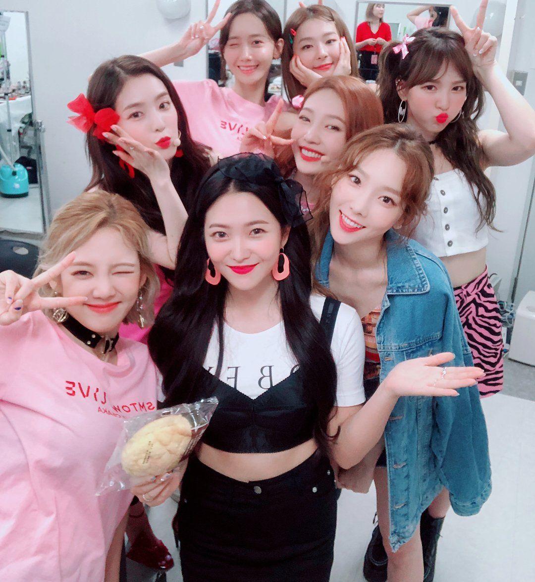 Berita Tentang Yoona Di Twitter Girls Generation Kpop Girls Red Velvet