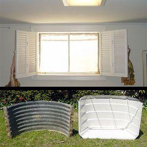 Basement Window Well Designs basement window well-- good ideas to improve window wells. i want