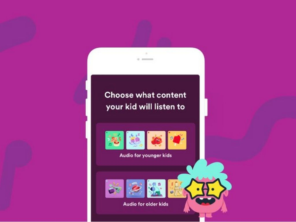 Spotify launches standalone music streaming app for kids