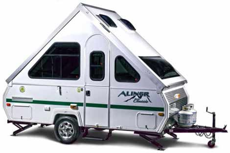 mini camper | Small RV Choices, From Motorhomes to Travel Trailers ...