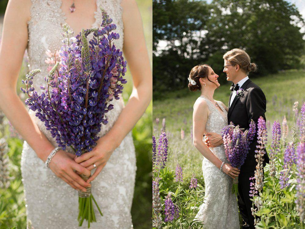 Image Result For Lupine Wedding Bouquet Wedding Wedding