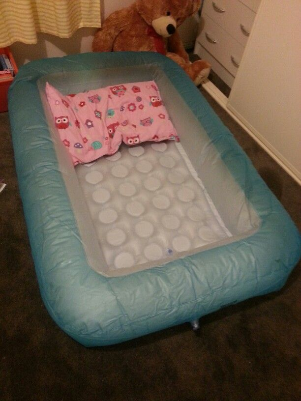 Pin By Bree Hartt On Traveling With Toddler Toddler Travel Bed Floor Bed Baby Travel Bed