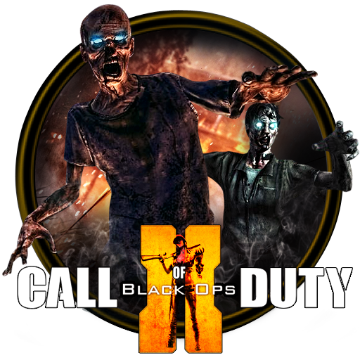 Cod Bo2 Zombies Png