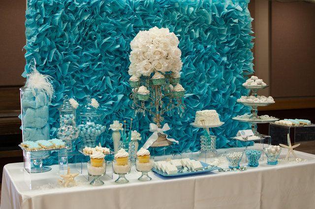 "Photo 11 of 28: Under the Sea / Birthday ""Emerald's Under the Sea Mermaid 3rd Birthday Party""   Catch My Party"