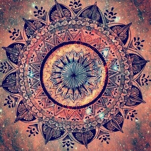Mandala Tattoos:Mandalas Are Circle Pattern That Are Used In Religious  Ceremonie. Mandala Tattoos Are Geometric Illustration Of Spiritual Beliefs.