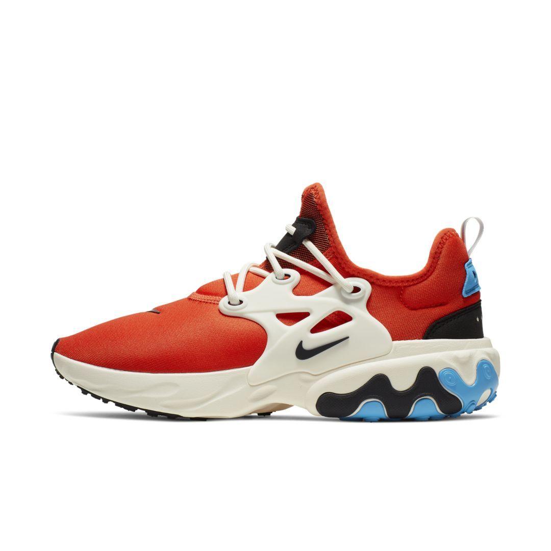 men's nike react presto running shoes