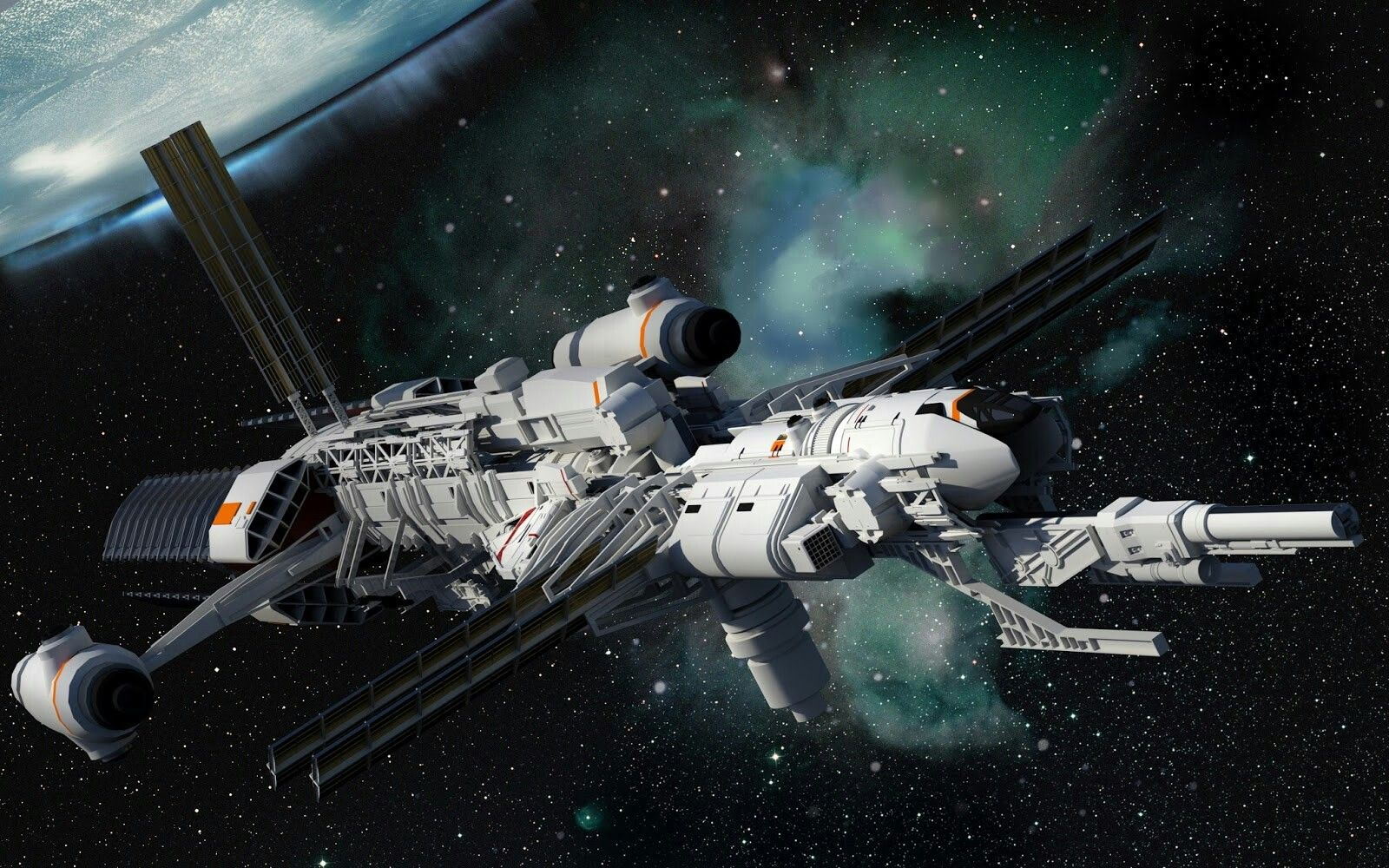 Pin by Daniel Audet on Ships of Space | Concept ships