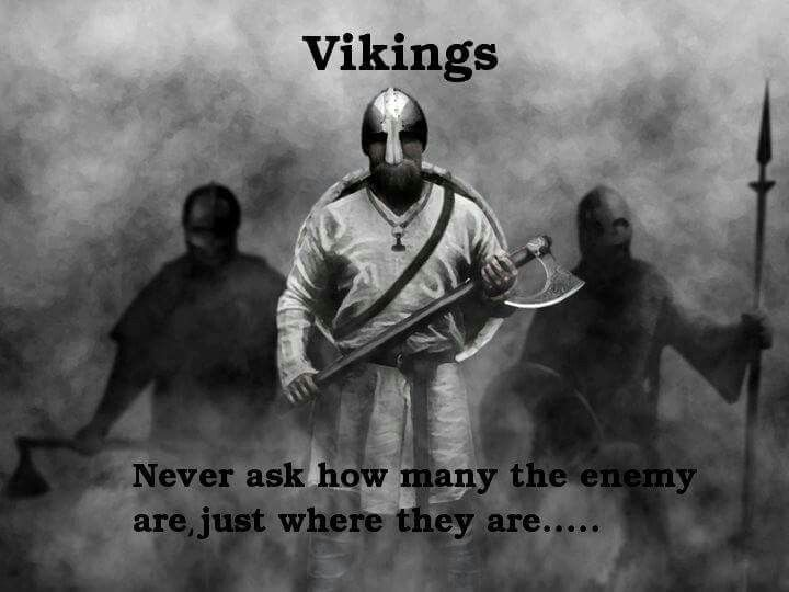 Viking warrior sayings