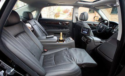 Captivating Equus 2014 Price | 2014 Hyundai Equus Interior Rear Seat Entertainment  System #385713 ... | Vehicles I Like | Pinterest | Rear Seat, Luxury Cars  And Dream ...