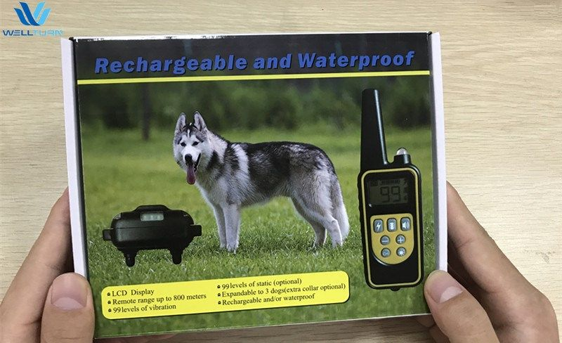 New Products Dog Training Shock Collar Remote
