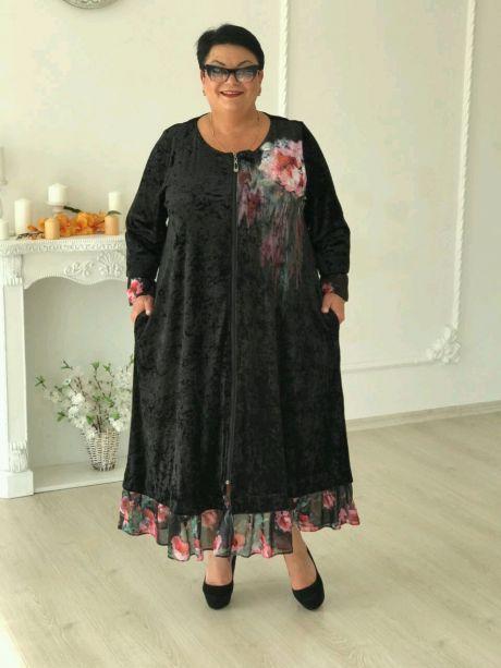 платья для пожилых людей купить