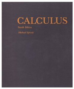 An introduction to calculus recommended to me by my Philosophy 401: Knowing-How and Knowing-That professor. Calculus, 4th edition, by Michael Spivak
