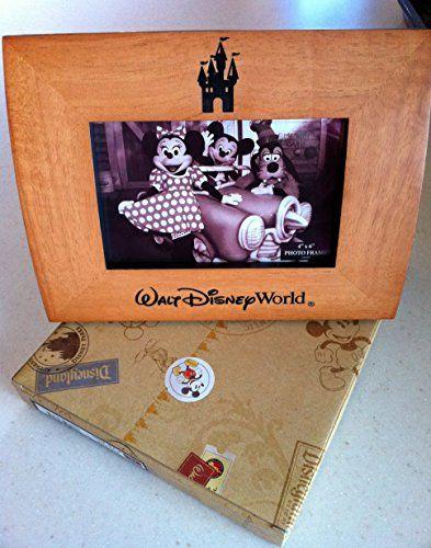 Walt Disney World Curve Castle 4x6 Photo Frame Disney Disney Photo