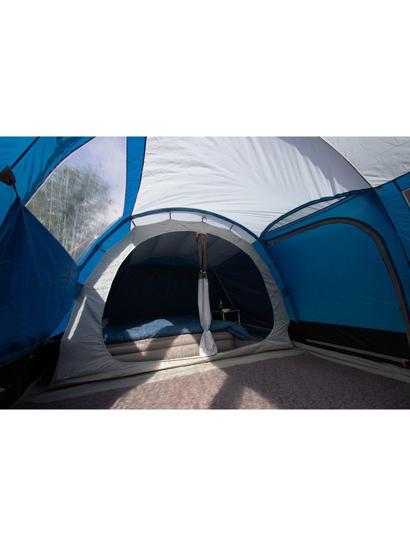 Vango Langley 400Xl 4 Man Tent Ky Blue 4 man tent