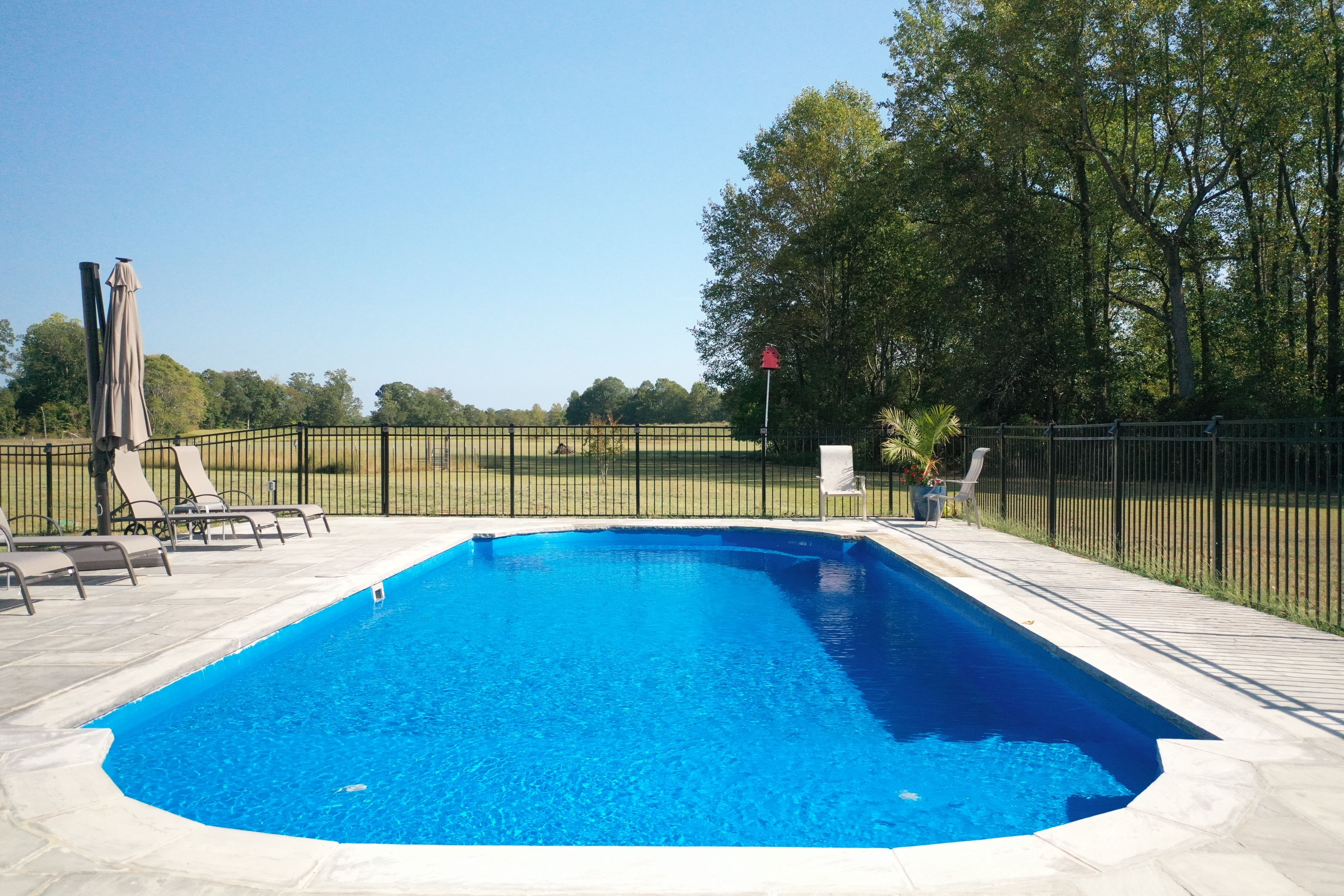 Building A Swimming Pool In Charlottesville Virginia Here S What You Should Know Inground Pool Installation Pool Cost Swimming Pool Cost