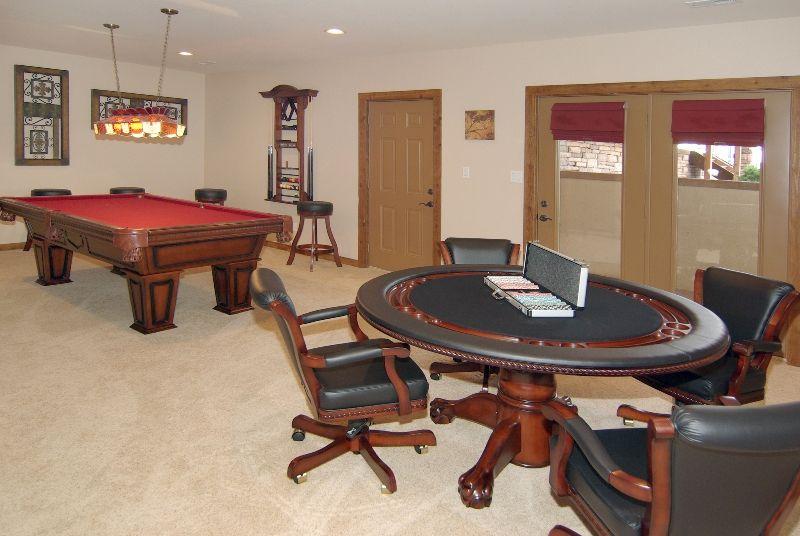 Games Room In A Custom Home By G J Gardner Homes Room Design Luxury House Designs Modern Interior Design