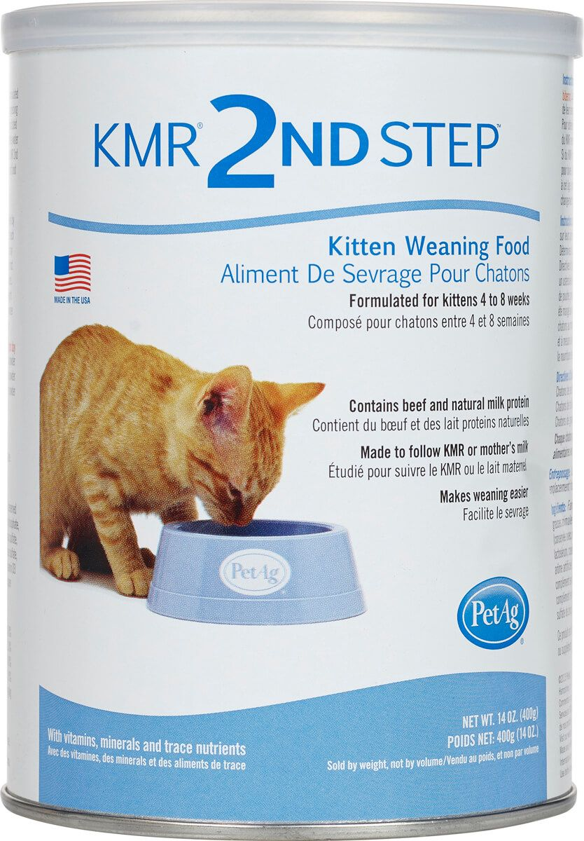 Kmr 2nd Step Kitten Weaning Food 14 Oz Weaning Foods Cat Food Coupons Kitten Food