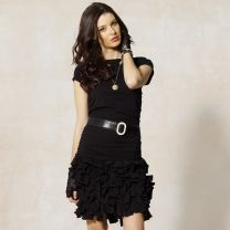 asta cotton rumba dress, by rugby.