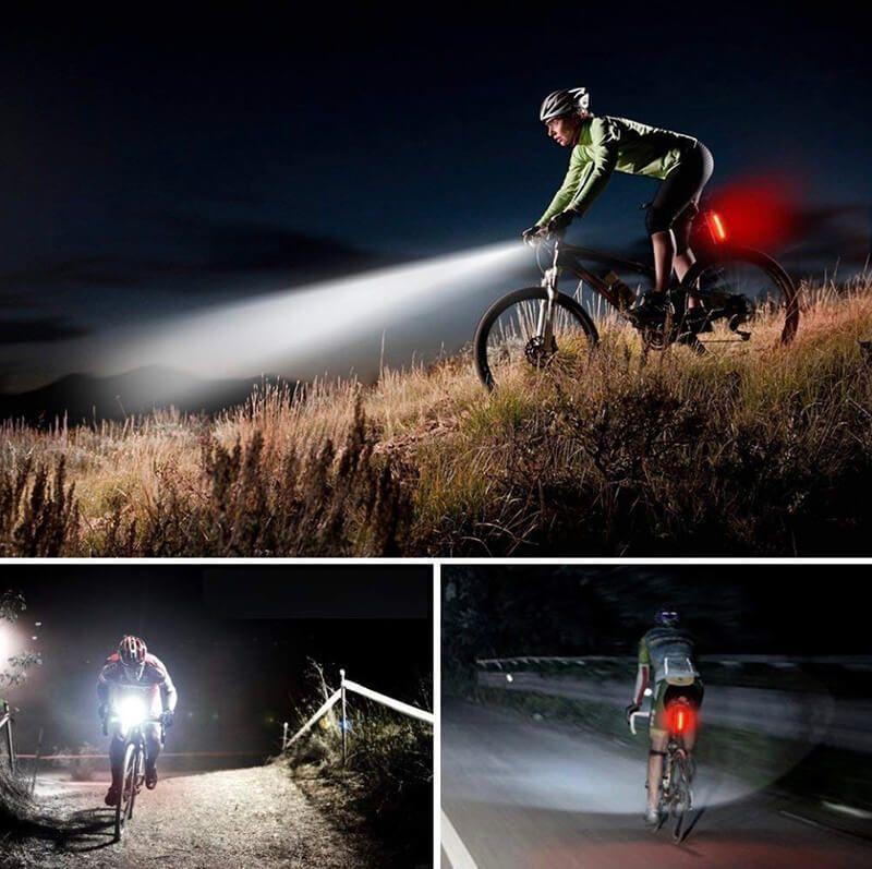 6 Best Bike Lights For Commuting Night Riding Mountain Biking