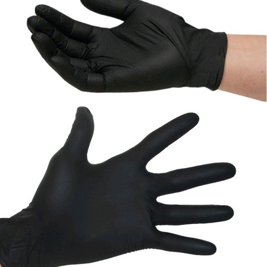 Wear Resistance Nitrile Disposable Gloves Food Medical Testing Household Cleaning Washing Gloves Anti Static Glovescheckbestprices Com In 2020 Disposable Gloves Cleaning Household Gloves