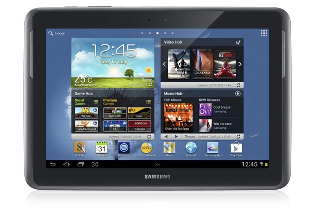 Samsung S Galaxy Note 10 1 Sales Starting From This Month Galaxy Tablet Note Tablet Samsung Tablet