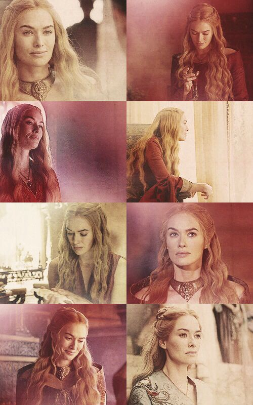 """They think this will break my pride, that it will make an end to me, but they are wrong"" ~ Cersei Lannister"