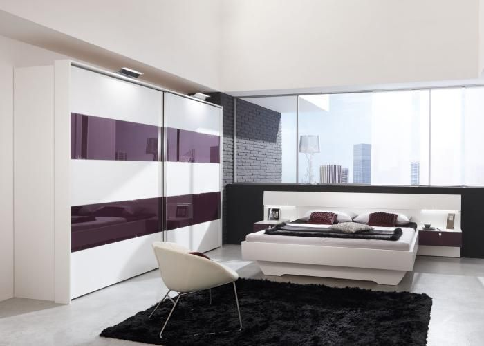 Schlafzimmer : Schlafzimmer Komplett Weiß Hochglanz Schlafzimmer ... Schlafzimmer Komplett Weiss