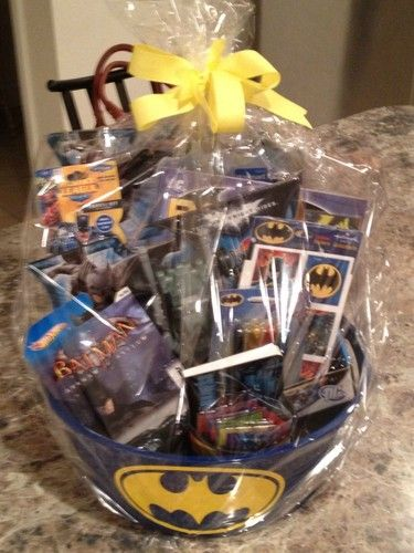 The games factory 2 easter baskets easter and basket ideas batman easter basket grandparents dream negle Choice Image