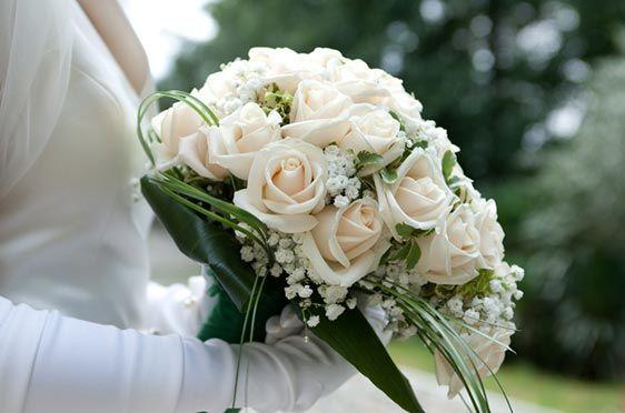 Bouquet Della Sposa.Il Bouquet Della Sposa Bouquet Da Sposa Bouquet Matrimonio