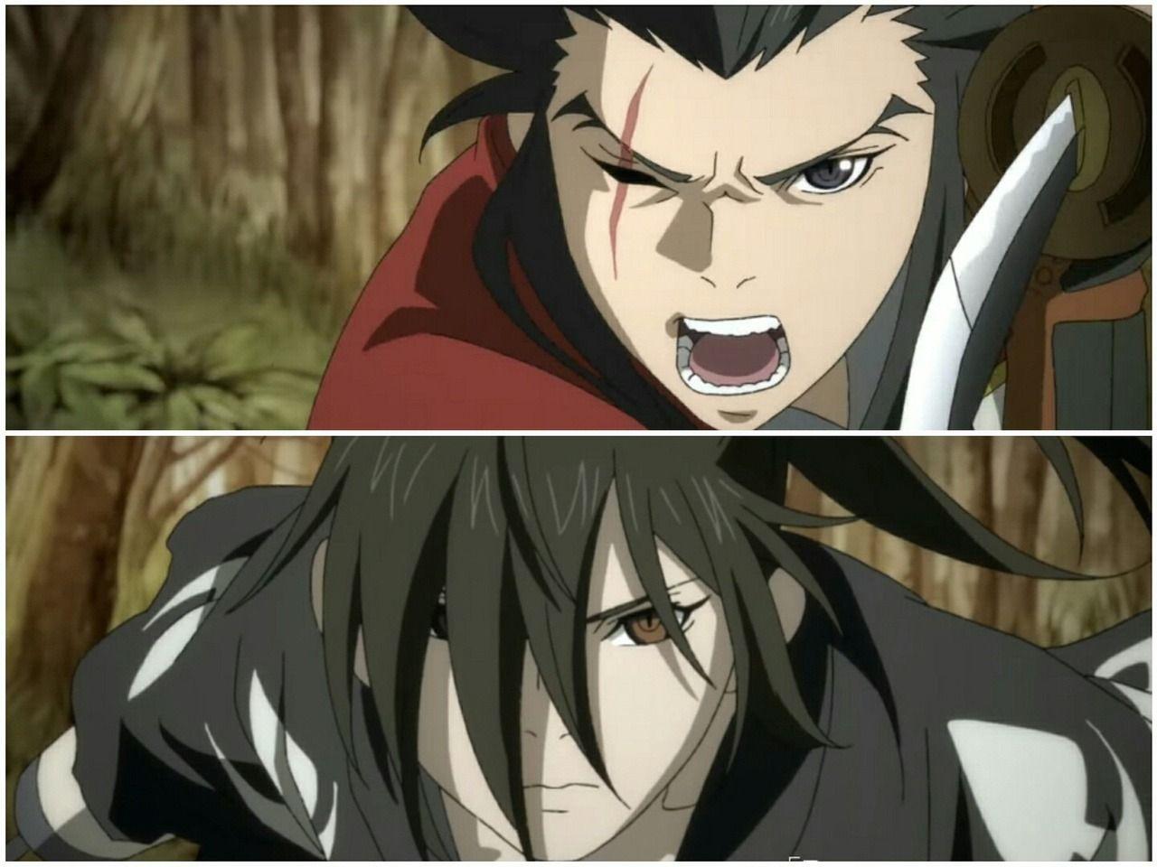 d o r o r o tahōmaru vs hyakkimaru round 2 アニメ リボンの騎士 漫画
