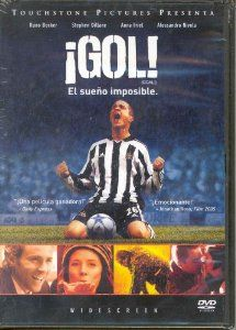 Gol El Sueño Imposible Goal The Dream Begins Ntsc Region 1 And 4 Dvd Import Latin America Kuno Becker Movies Tv Spanish Movies Film Dvd Dvd