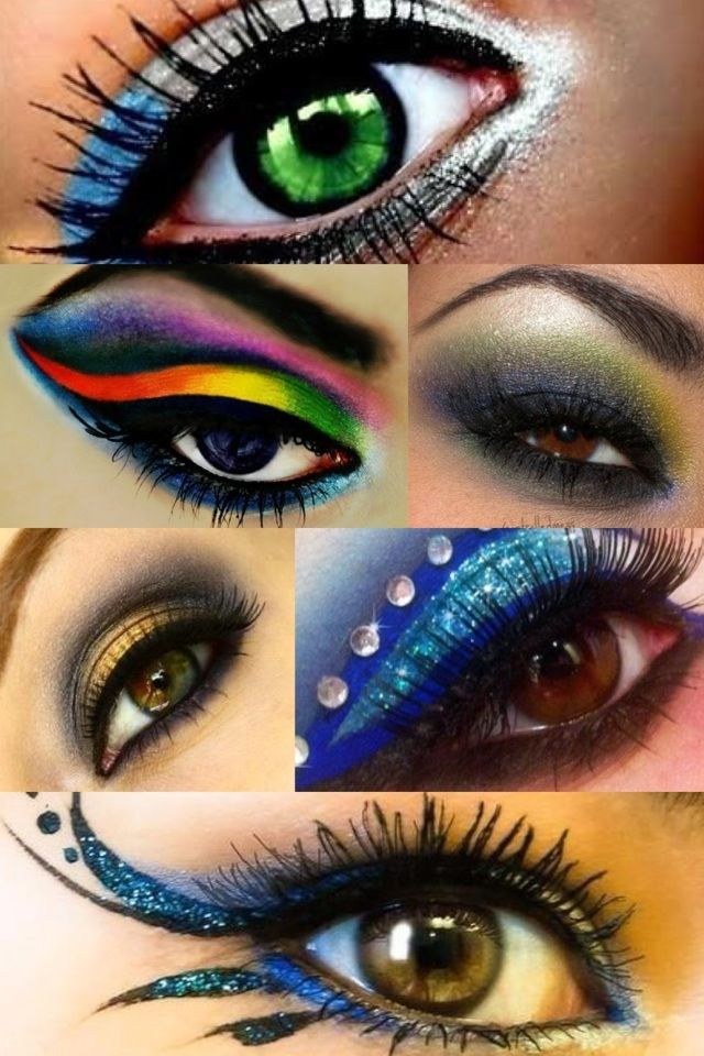 Amazing make up designs