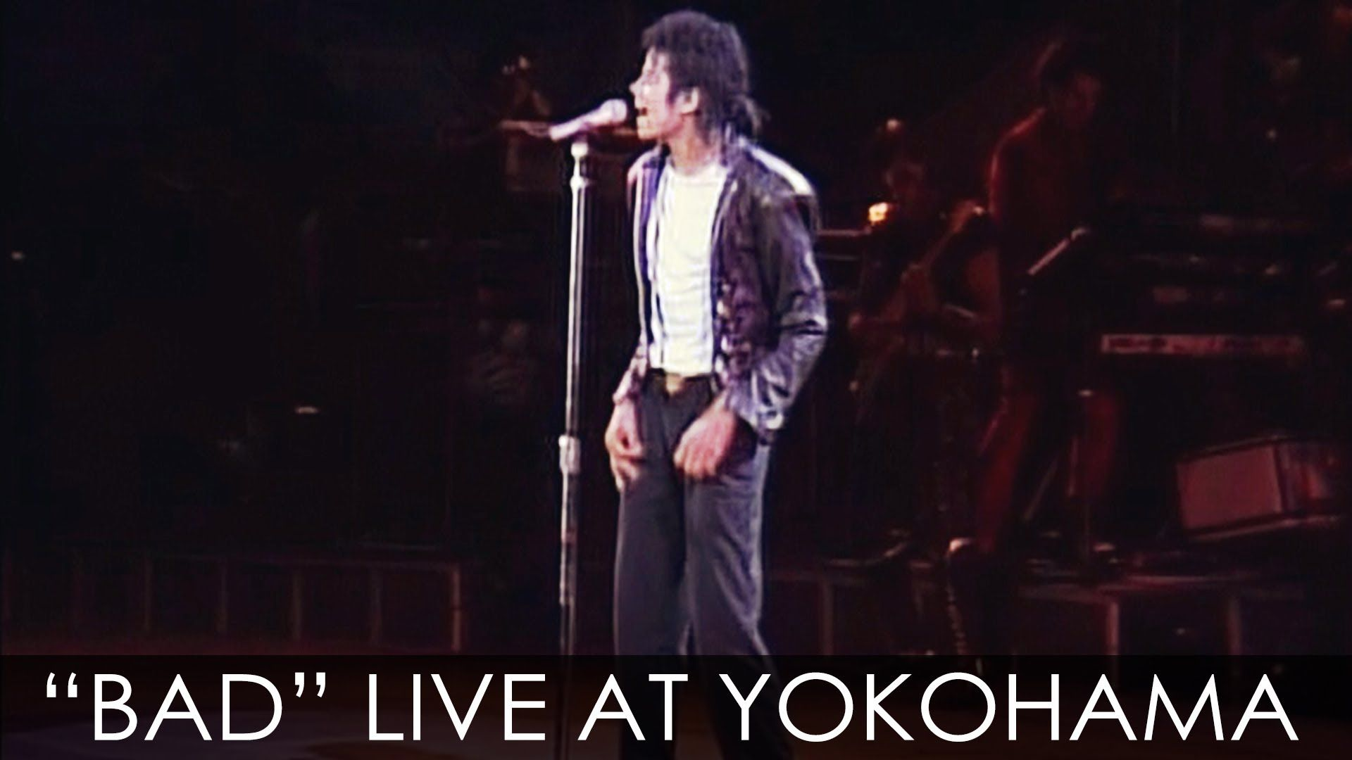 Live at Wembley July 16, 1988 is a live concert DVD by American recording artist Michael Jackson released on September 18, 2012. The DVD was included with th...